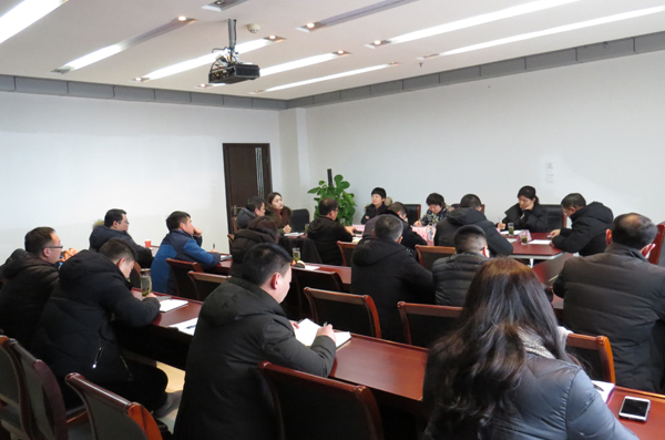第五届六安茶谷开茶节宣传工作座谈会召开